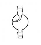 каплеуловитель КП 14/23 химически стойкое стекло