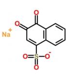 1,2-нафтохинон-4-сульфокислота натриевая соль чда