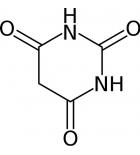 4-оксоурацил ч (барбитуровая кислота)